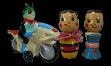 レトロおもちゃ・玩具
